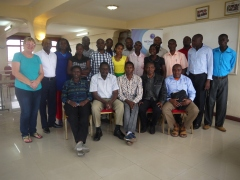 Group Photo in Nakuru