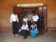 Voice of Hope in Wau: THE A-team