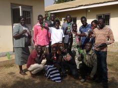 Radio Easter in Yei: An enthusiatic group of journalists