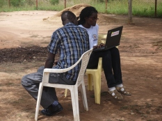 Radio Emmanuel in Torit: The best reception for internet is here
