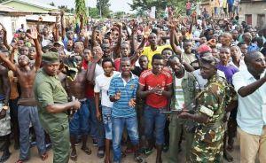 The youth of Burundi wants development