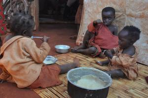 Most of the Burundians live in abject poverty