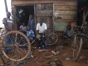 Gulu fietsenmakerij