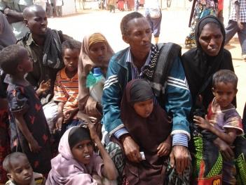 Kenya, somali refugees, 2011